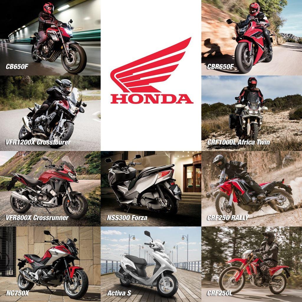 Honda Modelleri, Türkiye Turu'na Devam Ediyor! 1. İçerik Fotoğrafı