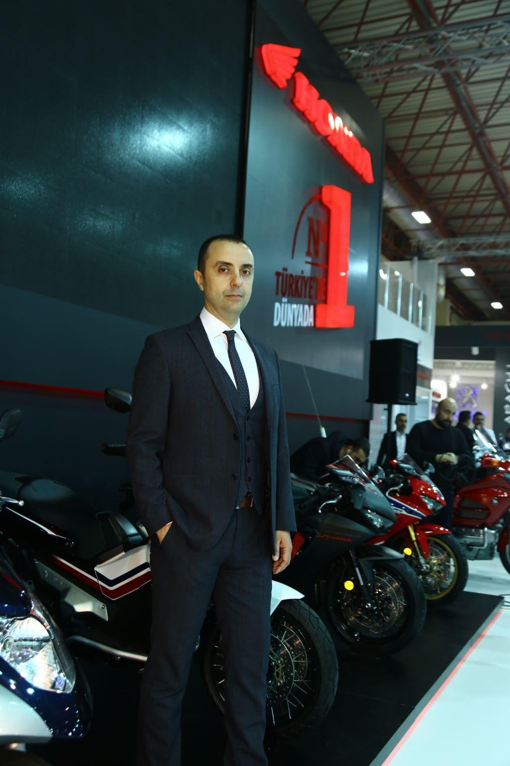 Honda Motosiklet'ten Basın Açıklaması ve Pazar Değerlendirmesi! 1. İçerik Fotoğrafı