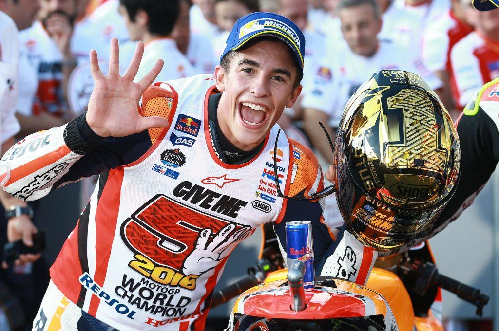 Honda'nın Marc Marquez ile Gerçekleştirdiği Röportaj!  6. İçerik Fotoğrafı