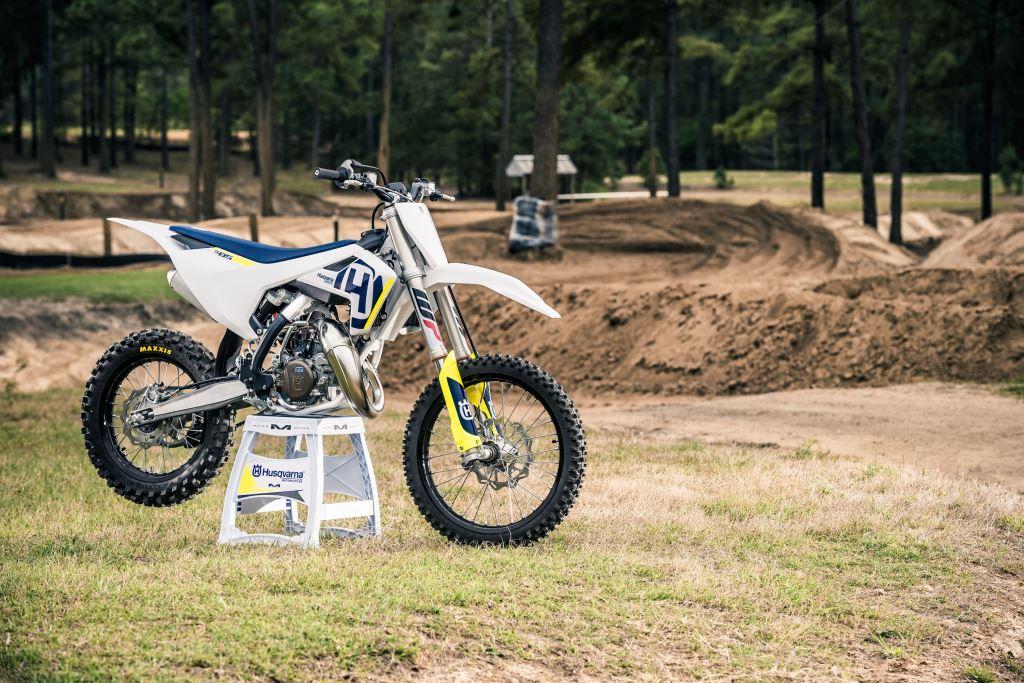 Husqvarna 2018 Motocross Serisini Açıkladı!  2. İçerik Fotoğrafı