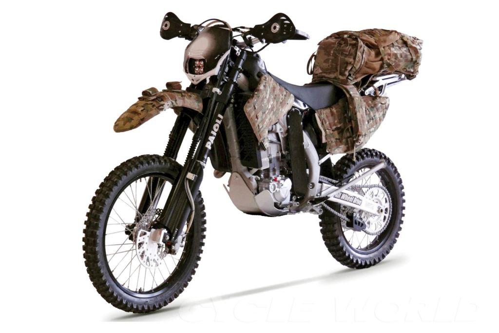 İki Çeker Motosiklet mi? … Yok Artık! 14. İçerik Fotoğrafı