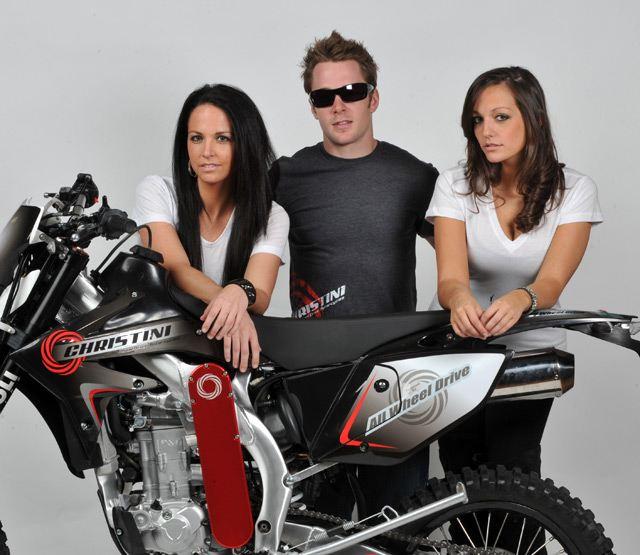 İki Çeker Motosiklet mi? … Yok Artık! 4. İçerik Fotoğrafı