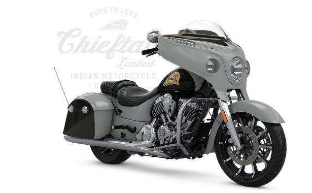 Indian Chieftain Limited için Dört Yeni Renk Alternatifi! 2. İçerik Fotoğrafı
