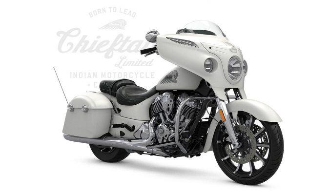 Indian Chieftain Limited için Dört Yeni Renk Alternatifi! 3. İçerik Fotoğrafı