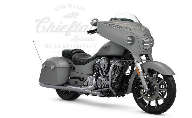 Indian Chieftain Limited için Dört Yeni Renk Alternatifi! 4. İçerik Fotoğrafı