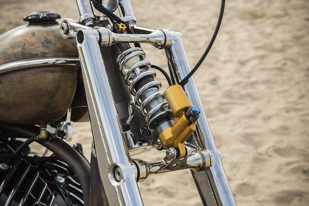 Indian Chopperr: Mescalero 6. İçerik Fotoğrafı
