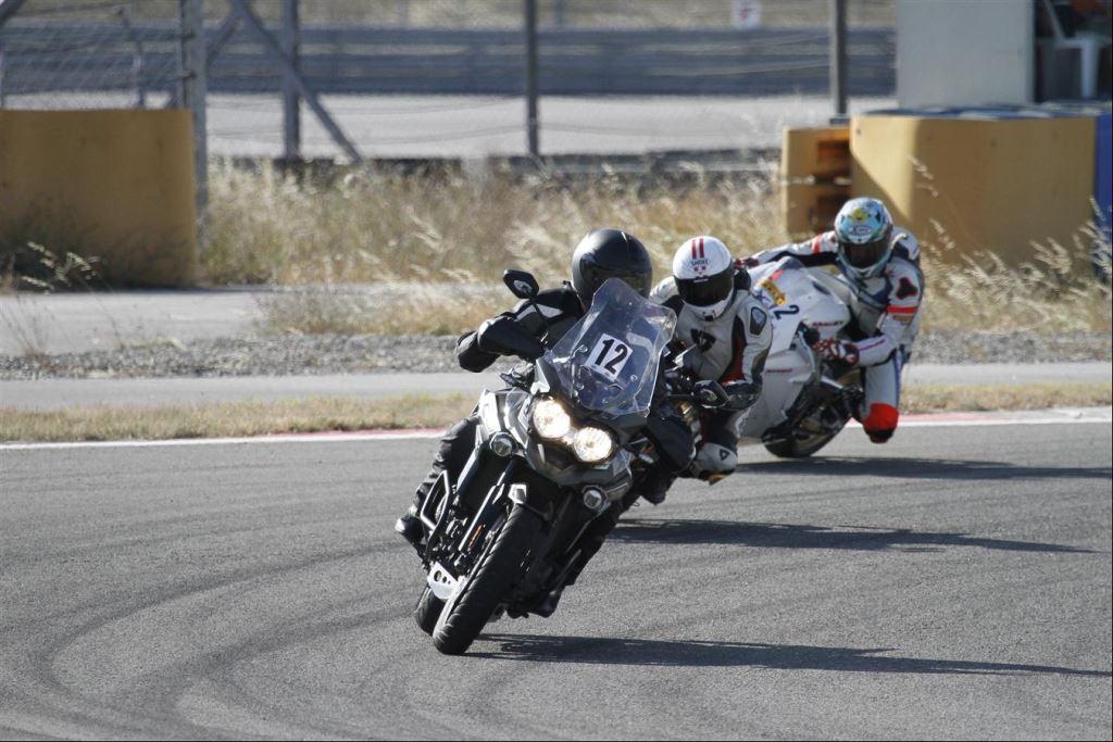 Intercity İstanbul Park Pisti'nden California Superbike School Geçti!  18. İçerik Fotoğrafı