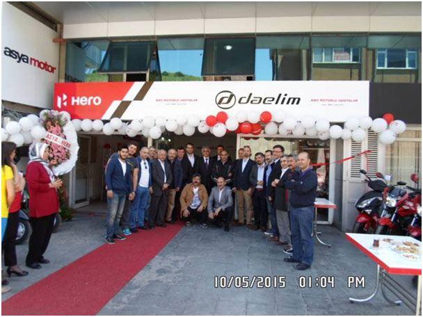 İstanbul'daki 8. Hero Mağazası Açıldı 1. İçerik Fotoğrafı