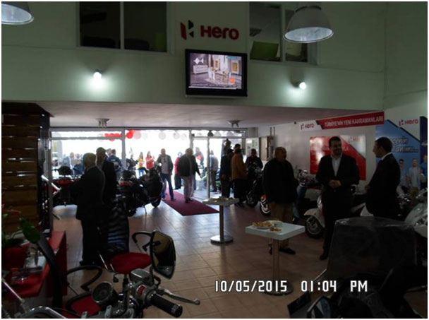 İstanbul'daki 8. Hero Mağazası Açıldı 2. İçerik Fotoğrafı