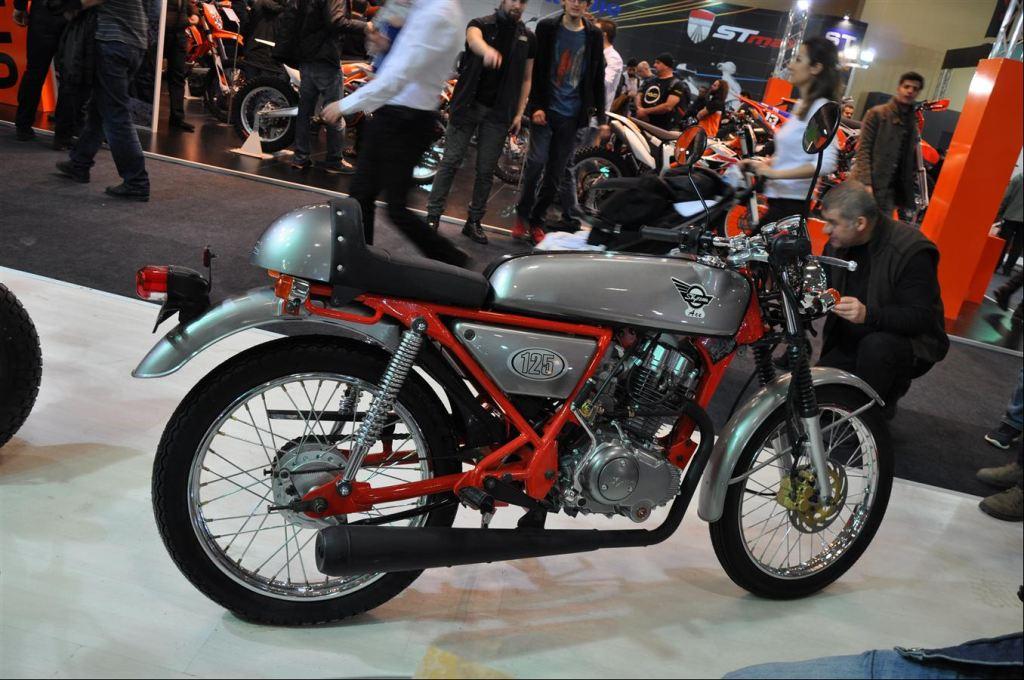 İstanbul Eurasia 2016 Motosiklet Fuarı / Asya - Hero Motor 1. İçerik Fotoğrafı
