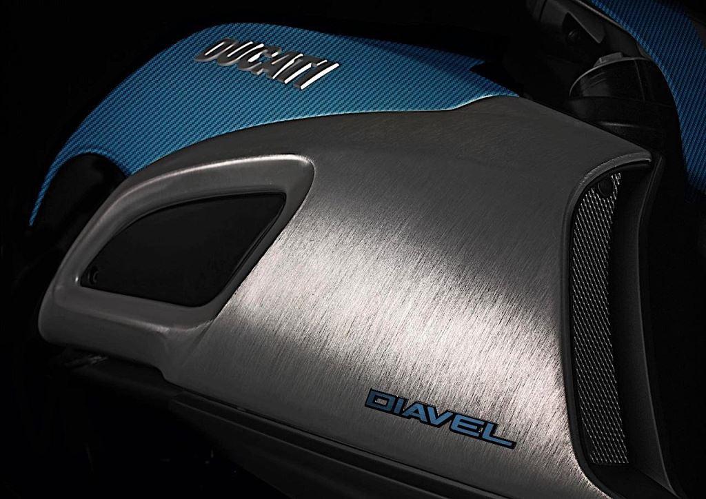 İtalyan Custom Otomobil Tasarımcısı'ndan Çılgın Ducati Diavel!  5. İçerik Fotoğrafı