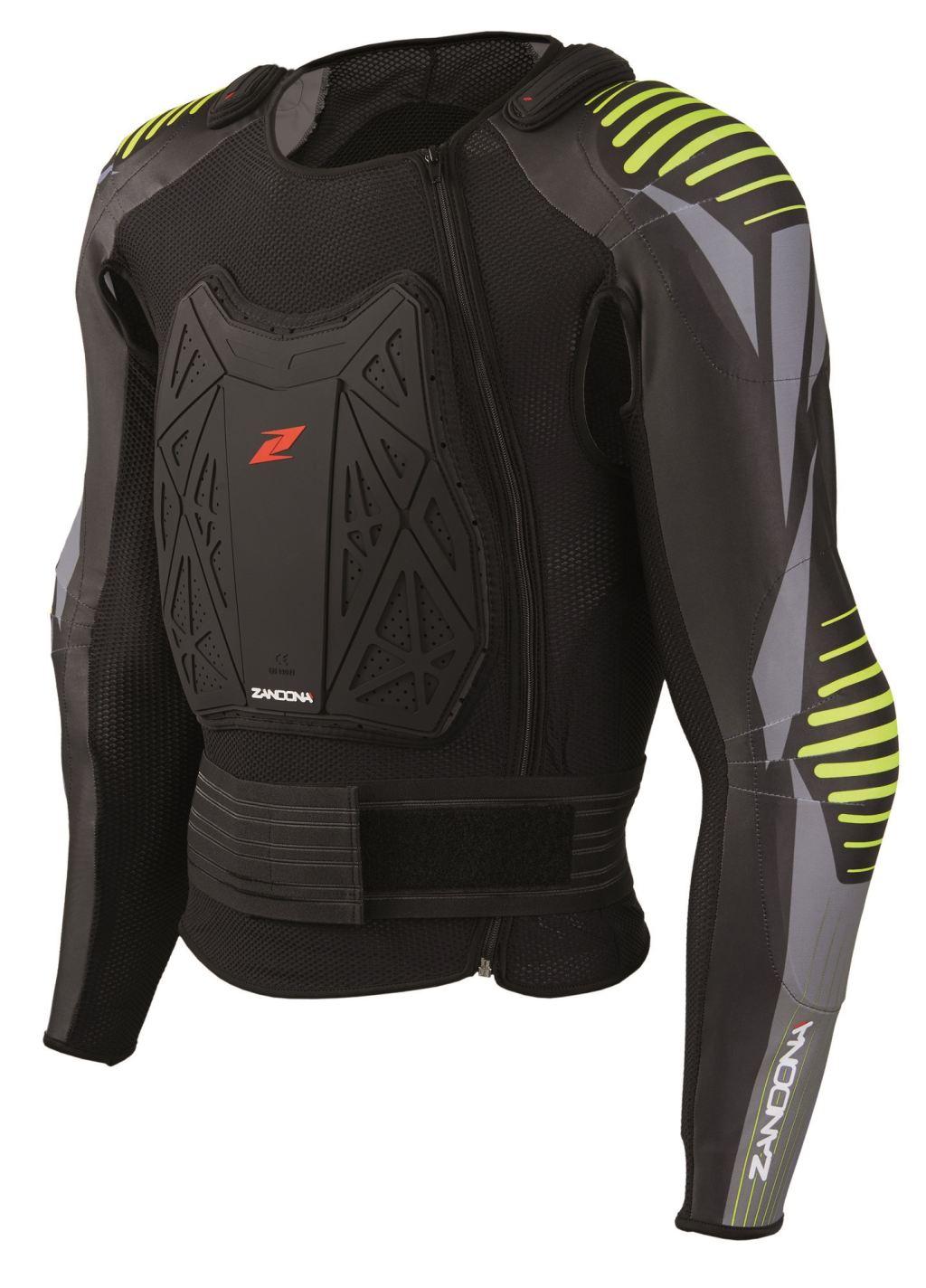 İtalyan Zandona'dan Yeni Soft Active Jacket Pro! 1. İçerik Fotoğrafı