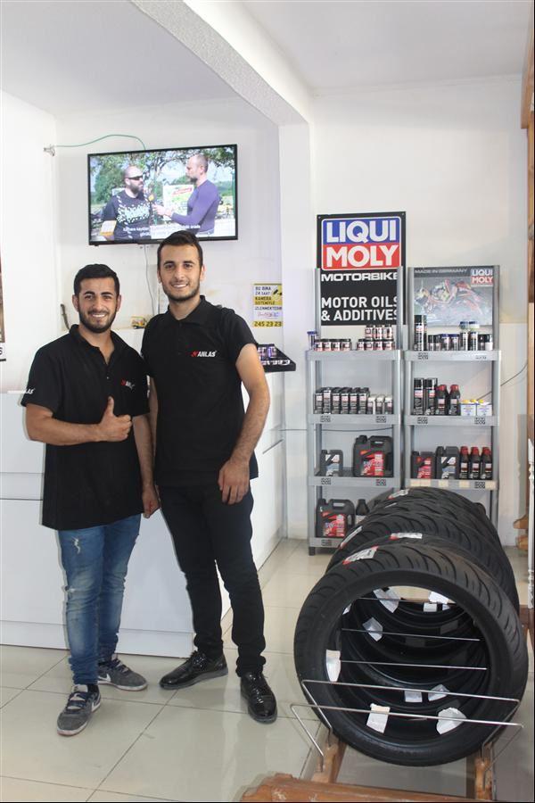 """İzmir'de Lastikte Uzman İsim """"Moto-Mekhan"""" 1. İçerik Fotoğrafı"""
