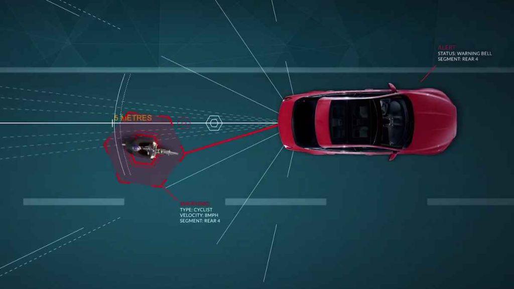 Jaguar'dan İlaç Gibi Teknoloji: <a href=