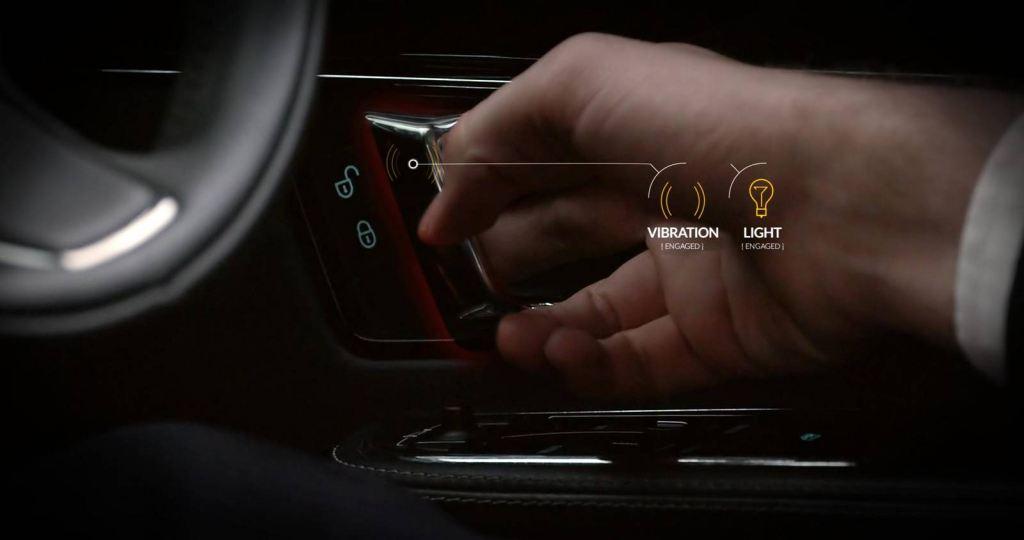 Jaguar'dan İlaç Gibi Teknoloji: Motosiklet ve Bisiklet Sensörü! 2. İçerik Fotoğrafı