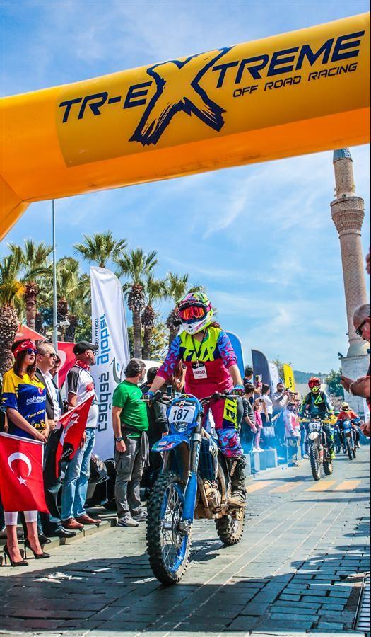 Kadın Motosiklet Yarışçısı Fulya Eda Demir  3. İçerik Fotoğrafı