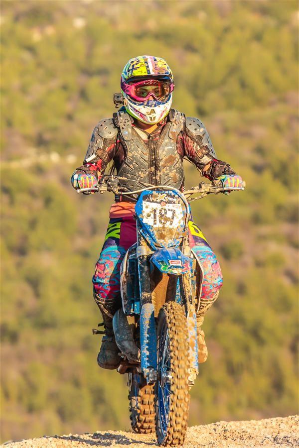 Kadın Motosiklet Yarışçısı Fulya Eda Demir  4. İçerik Fotoğrafı