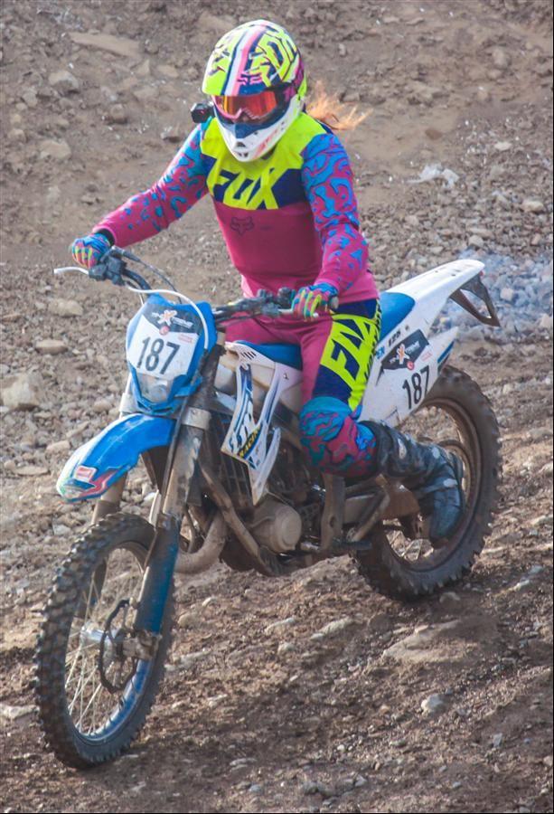 Kadın Motosiklet Yarışçısı Fulya Eda Demir  6. İçerik Fotoğrafı