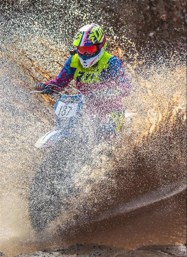 Kadın Motosiklet Yarışçısı Fulya Eda Demir  7. İçerik Fotoğrafı