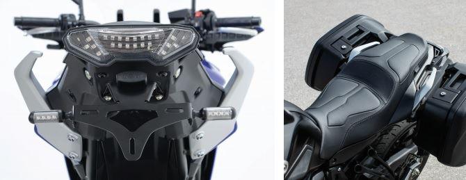 Karşılaştırma; Yamaha Tracer 700 Honda NC750X karşısında! 1. İçerik Fotoğrafı