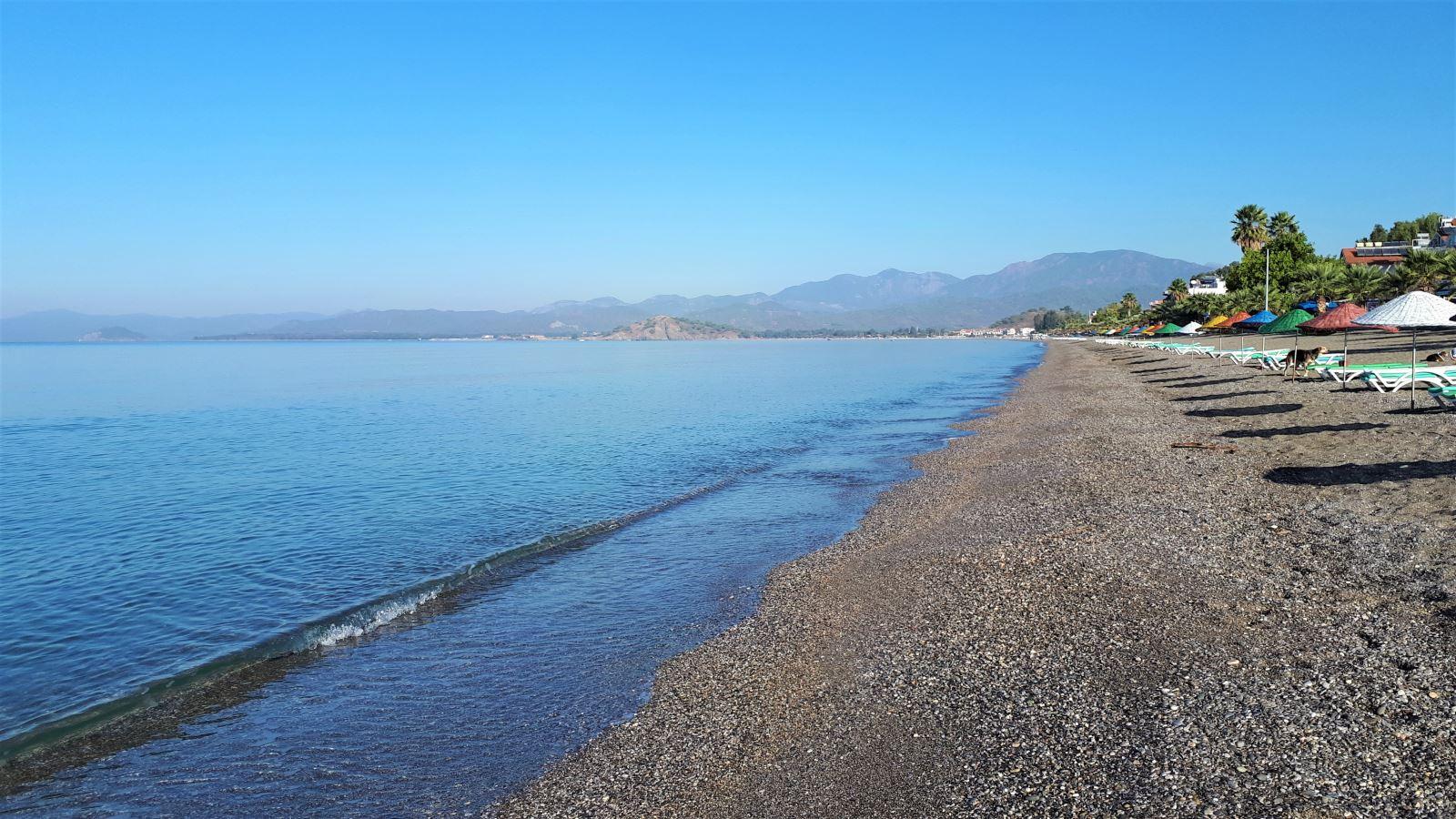 Kaş Sahil Yolu Manzaralı Bir Viraj Cennetidir 2. İçerik Fotoğrafı