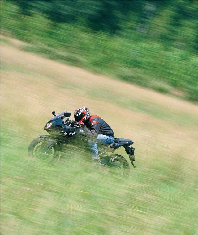 Kawasaki Ninja 250R 1. İçerik Fotoğrafı