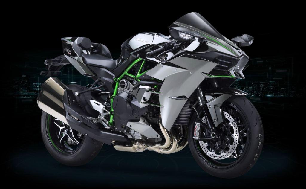 Kawasaki, Ninja H2'yi İkinci Kez Siparişe Açıyor 1. İçerik Fotoğrafı