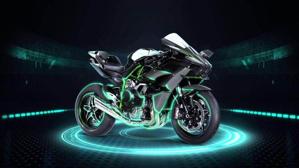Kawasaki, Ninja H2'yi İkinci Kez Siparişe Açıyor 2. İçerik Fotoğrafı