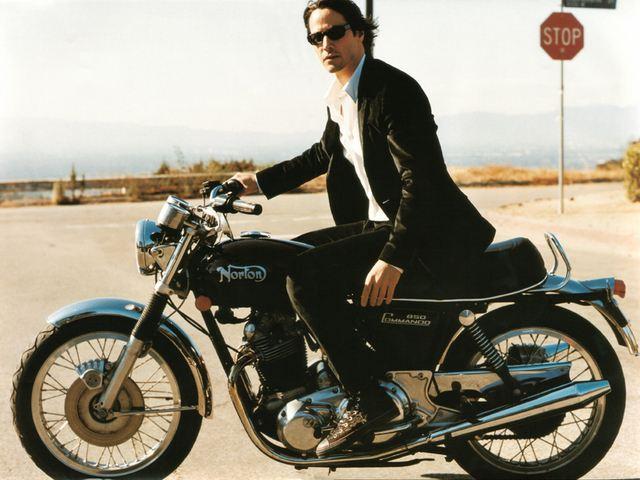 Keanu Reeves'in Motosiklet Serüveni 2. İçerik Fotoğrafı