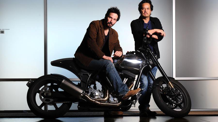 Keanu Reeves'in Motosiklet Serüveni 3. İçerik Fotoğrafı
