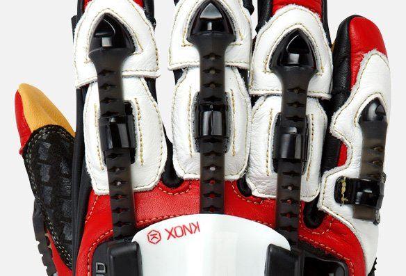 Knox Handroid Eldiven 5. İçerik Fotoğrafı
