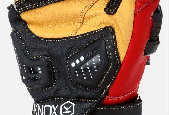 Knox Handroid Eldiven 6. İçerik Fotoğrafı