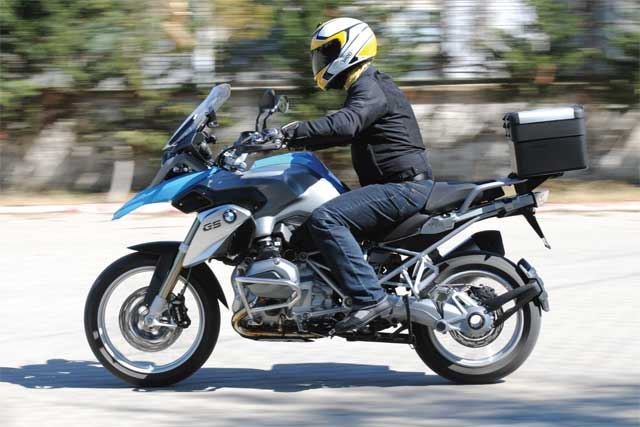 KTM 1190 Adventure R - BMW R1200GS - Ducati Multistrada - Aprilia Caponord 1200 2. İçerik Fotoğrafı