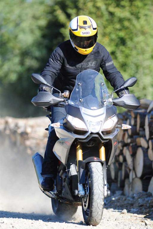 KTM 1190 Adventure R - BMW R1200GS - Ducati Multistrada - Aprilia Caponord 1200 6. İçerik Fotoğrafı