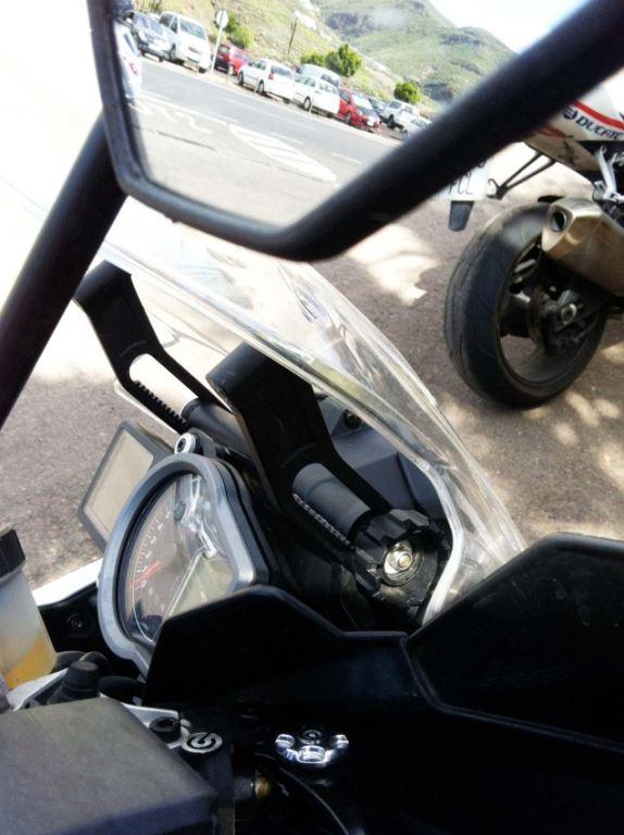 KTM 1190 Adventure ve Adventure R Modelleri Arasındaki Çizgi Belirginleşiyor... 10. İçerik Fotoğrafı