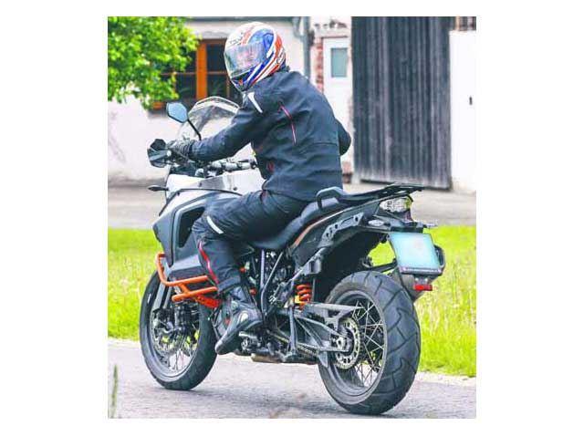 KTM 1190 Adventure ve Adventure R Modelleri Arasındaki Çizgi Belirginleşiyor... 2. İçerik Fotoğrafı