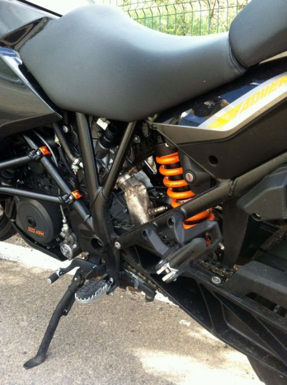 KTM 1190 Adventure ve Adventure R Modelleri Arasındaki Çizgi Belirginleşiyor... 7. İçerik Fotoğrafı