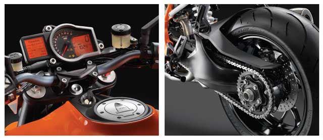 KTM 1290 Super Duke R 4. İçerik Fotoğrafı