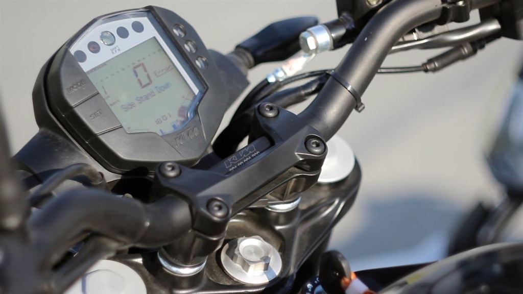 KTM Duke 250 ve Yamaha MT-25  3. İçerik Fotoğrafı