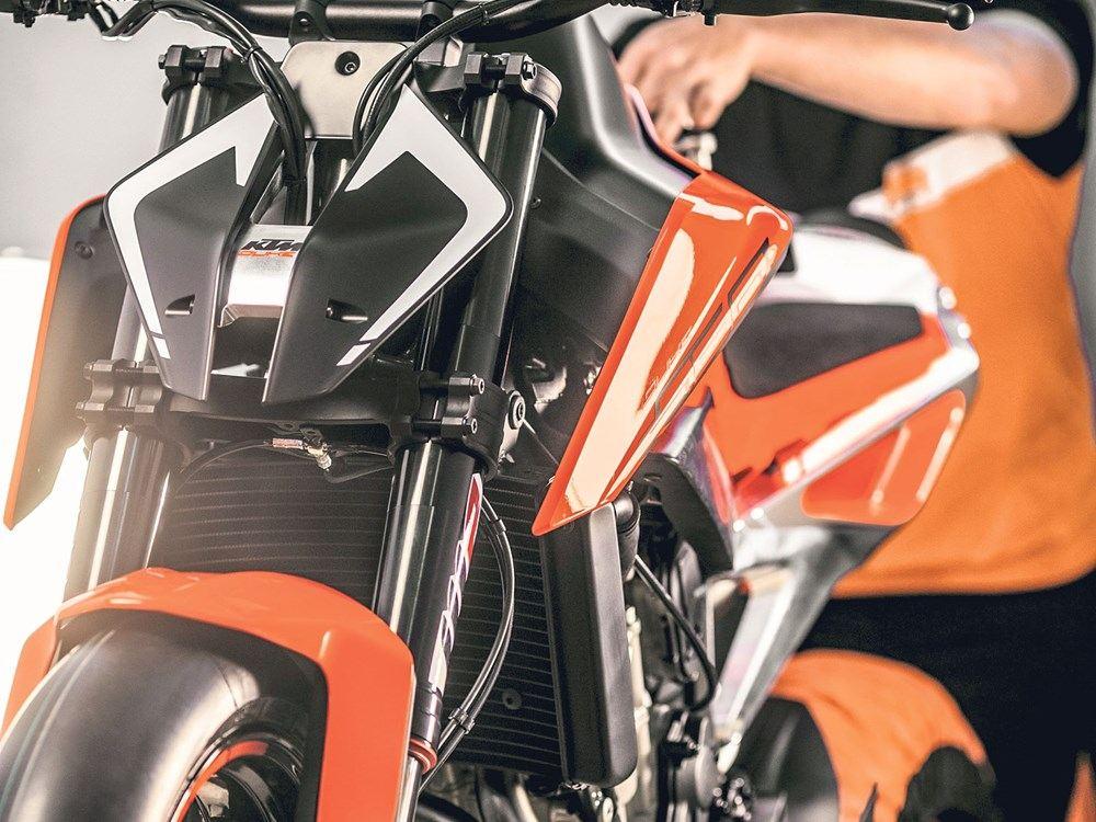 KTM DUKE 790 Concept - EICMA 2016 4. İçerik Fotoğrafı
