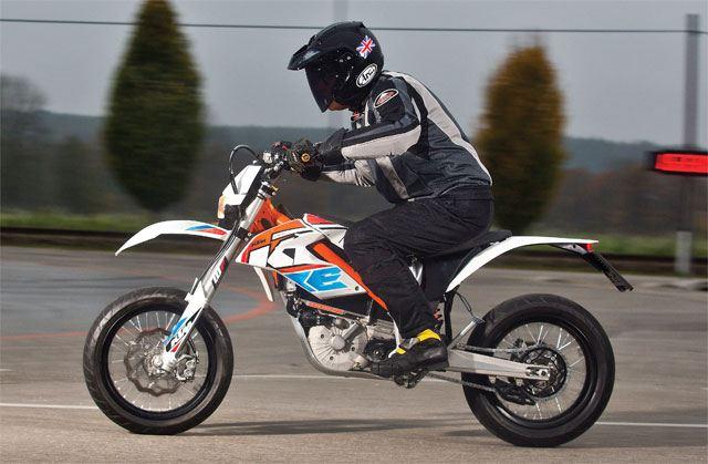 KTM Freeride E-SM 1. İçerik Fotoğrafı