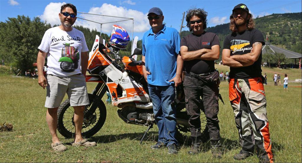 Küre Dağlarında , Kastamonu Azdavay Motosiklet Festivali   1. İçerik Fotoğrafı