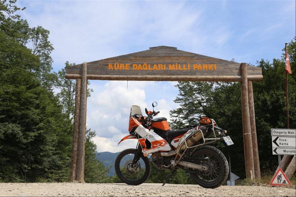 Küre Dağlarında , Kastamonu Azdavay Motosiklet Festivali   12. İçerik Fotoğrafı