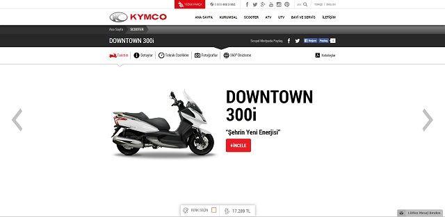 Kymco.com.tr'ye Yakın Bakış 11. İçerik Fotoğrafı