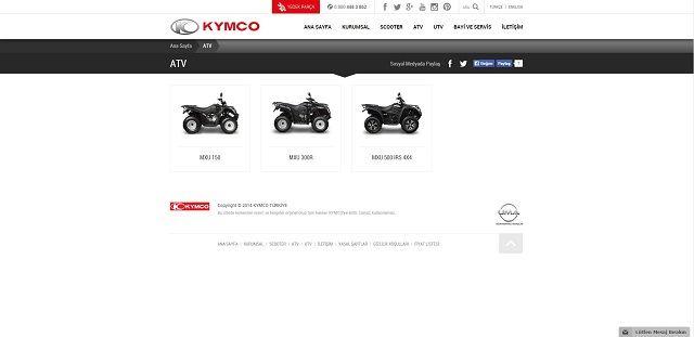 Kymco.com.tr'ye Yakın Bakış 13. İçerik Fotoğrafı