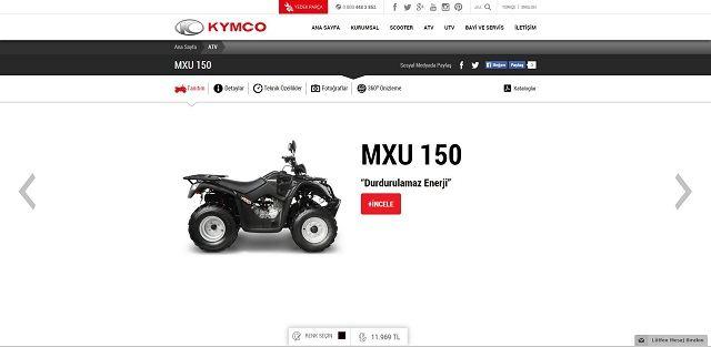 Kymco.com.tr'ye Yakın Bakış 14. İçerik Fotoğrafı