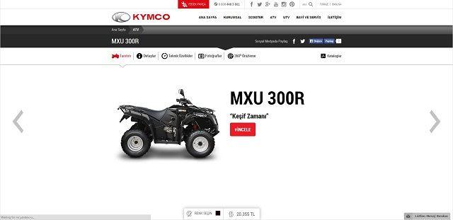 Kymco.com.tr'ye Yakın Bakış 15. İçerik Fotoğrafı