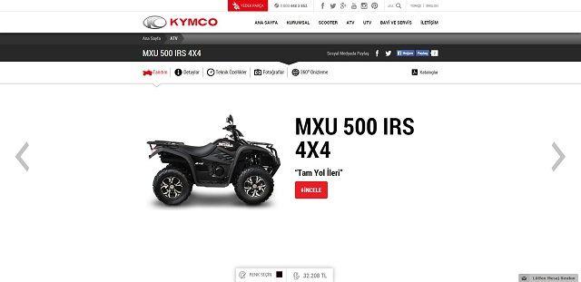 Kymco.com.tr'ye Yakın Bakış 16. İçerik Fotoğrafı