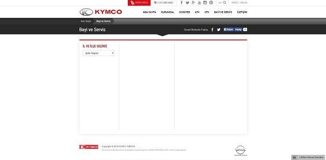 Kymco.com.tr'ye Yakın Bakış 3. İçerik Fotoğrafı