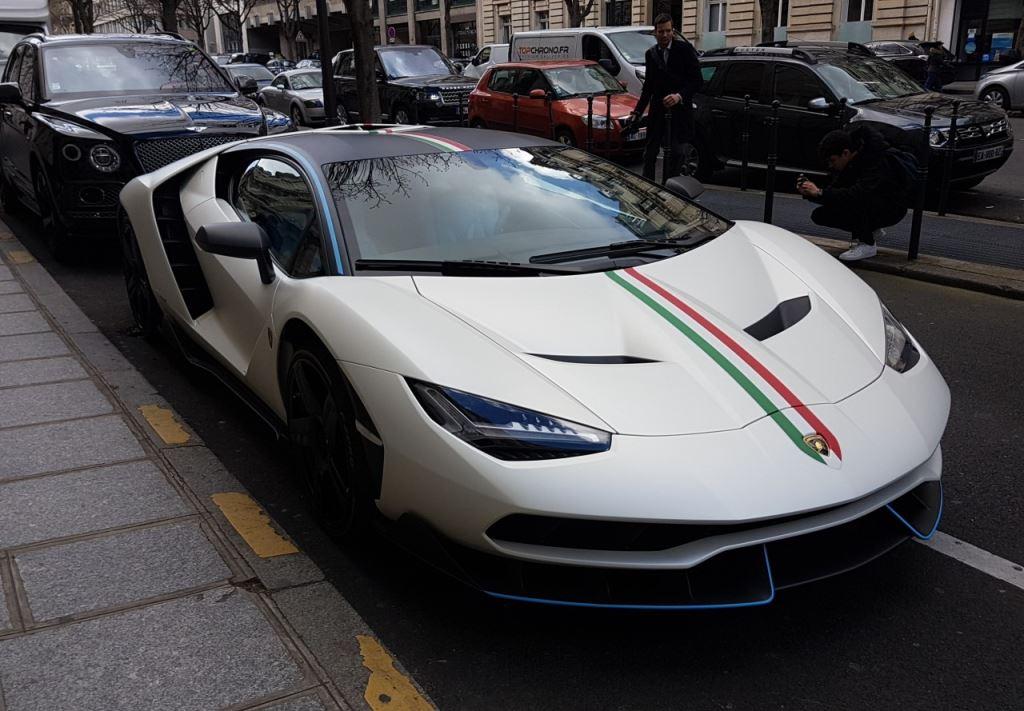 Lamborghini Olmak İsteyen Ducati!  3. İçerik Fotoğrafı